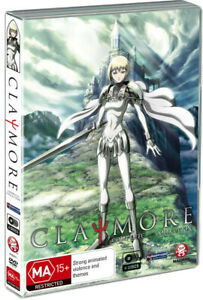 Claymore-Collection-6-Disc-Set-DVD-Anime-Region-4