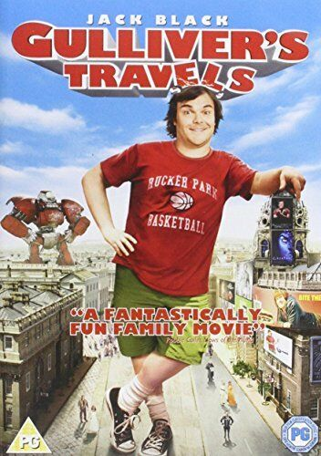 Gulliver's Travels [DVD][Region 2]
