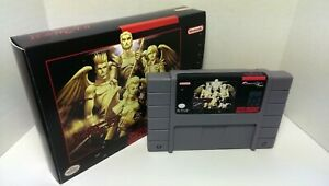 Shin Megami Tensei 2 - English Translation SNES NTSC US/CA SMT