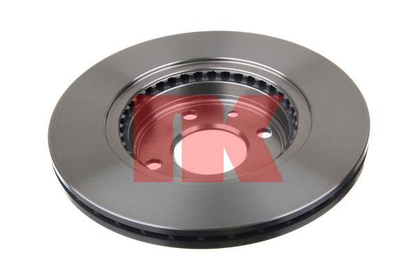Bremsscheiben Vorderachse coated beschichtet 2 Stück Scheibenbremse  NK 313910