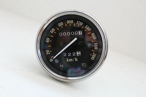 KAWASAKI-Tachometer-Tacho-Meter-mit-Gehaeuse-Kawasaki-EN500-Kawasaki-VN800