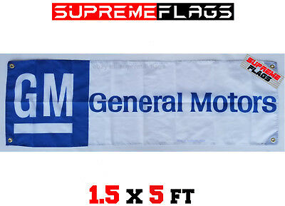Duramax Diesel Banner Flag 3x5 Black Red Racing Garage Shop Mechanic Chevy GM