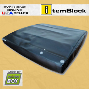 PS3-Playstation-3-Slim-Console-System-Dust-Cover-Exclusive-eBay-US-Seller