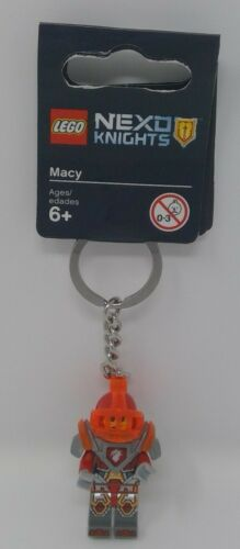 LEGO 853682 Nexo Macy Key Ring Chain