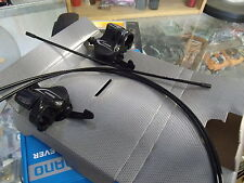 SHIMANO SL-M360 ACERA RAPID FIRE 24 3 X 8 SPEED BLACK BICYCLE SHIFTER SET