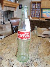 HECHO EN MEXICO COCA COLA BOTTLE 355ML NO RETORNABLE 2002