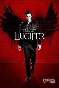 Image result for lucifer poster