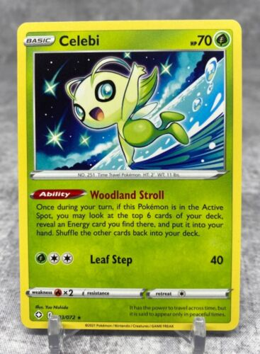 Pokemon SHINING FATES Complete - Holo - Reverse Holo - PICK YOUR CARD