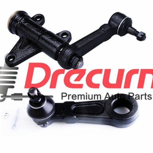 2PC Steering Idler Arm /& Pitman Arm for Mitsubishi Montero Sport 1997-2004