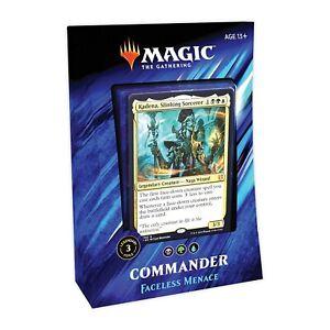 Faceless-Menace-Commander-2019-Sealed-Deck-Kadena-C19-Magic-Cards