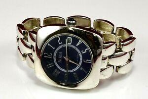 Ecclissi 32697 Sterling Silver 925 Blue Dial Quartz Unisex Watch