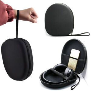 Portable EVA Carrying Hard Case Bag Storage Box For Earphone Headphone Headset