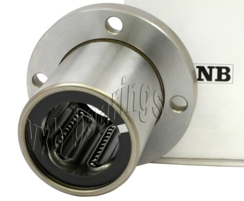 "NB Systems SWF32 2/"" inch Ball Bushings Round Flange Linear Motion 8090"