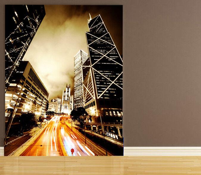 3d Ville BâtiHommest Photo 84 papier peint fresque murale papier peint Papier peint photo famille de