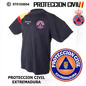 Camisetas Civil TecnicasProteccion Emergencias ExtremaduraEbay Y LVjSUzMqpG