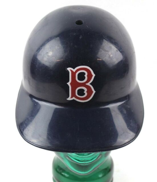 Vintage Boston Red Sox MLB Baseball Hard Hat Batting Helmet Souvenir Collectible