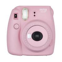 Fuji Instax Mini 8+ Fujifilm Instant Film Camera Strawberry on sale
