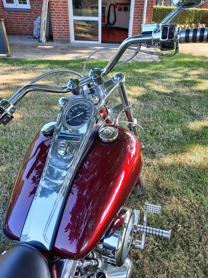 Harley-Davidson, FXE, 1200 ccm