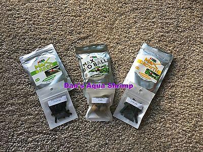 Benibachi Sample Food Package for Crystal Taiwan Bee Cherry Shrimp Invertebrates