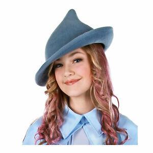 Adult-Women-039-s-Harry-Potter-Blue-Fleur-Delacour-Beauxbatons-Costume-Cosplay-Hat