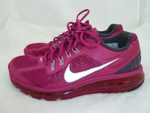 huge selection of f55b9 d4592 Used Airmax Mesh 2014 Shoes Nike 555363 9 running Fuchsia Hot Sneakers Pink  OUpqqxd1