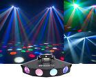 American DJ ADJ Monster Quad RGBWA LED DMX Moonflower Effect Light w/ Quad Lens