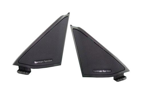 Genuine Front Door Tweeter Speaker Covers Pair MERCEDES W212 21272003489051