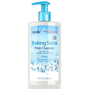 Epielle-Baking-Soda-Oil-Free-Pore-Cleanser-Acne-Face-Wash-6-77-oz