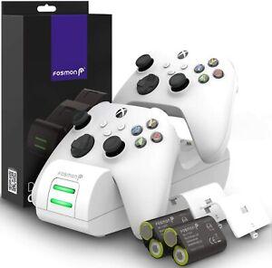 Stazione di Ricarica Compatible con Controller Xbox Series X/S DUAL 2 MAX (2020)