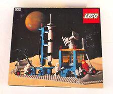 Lego Vintage Classic Space 920 ALPHA-1 ROCKET BASE Complete with Original Box