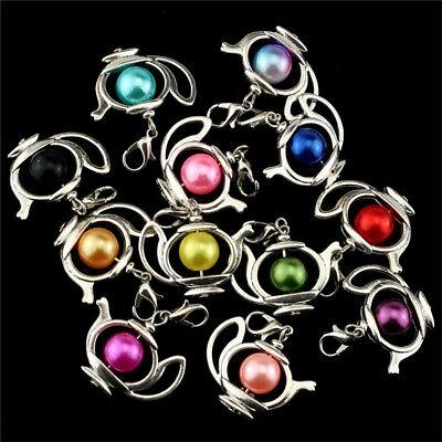 10pcs//lot argent antique I Love Dance Heart Charms Pendentif À faire soi-même Jewelry Making