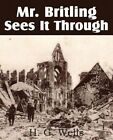Mr. Britling Sees It Through by H G Wells (Paperback / softback, 2013)