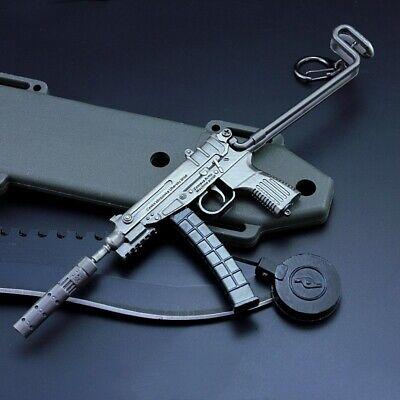 Apex Legends Converter Submachine Gun Weapon Replica Prop Alloy Key Ring Chain