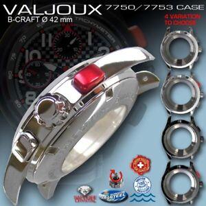 WATCH-CASE-B-CRAFT-FOR-MOVEMENT-ETA-VALJOUX-7750-STAINLESS-STEEL-42-MM