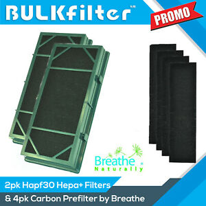 2PACK-Replacement-Holmes-HEPA-Filter-HAPF30-4pk-Prefilter-HAPF30d