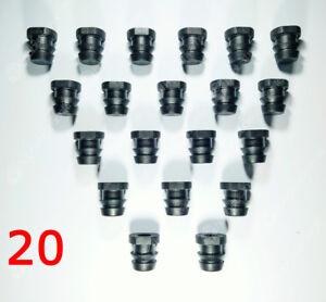 Kit-20-Stuecke-Kork-Durchmesser-8-Tappicino-fuer-Rohr-Pe-Polyethylen-Giesskanne