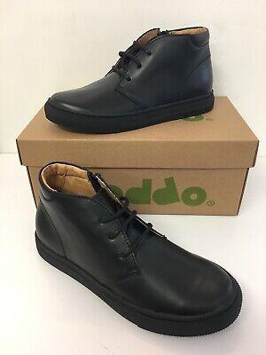 Froddo Boys School Boots In Black