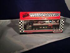 1992 Matchbox White Rose Transporters Super Star 1:87 #3 D.Earnhardt/Goodwrench