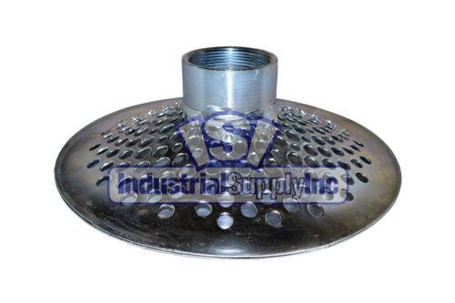 """SkimmersTopRound Hole2/"""" NPSHZInc PlatedDST25Industrial Supply"""