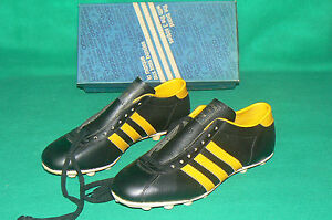 ADIDAS BRAZIL anciennes chaussures de football VINTAGE