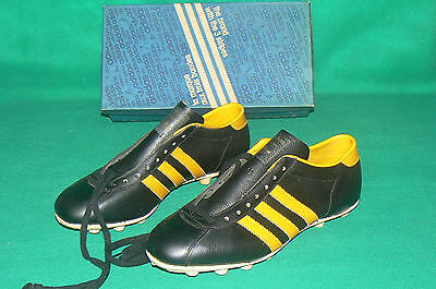 Adidas brazil old football boots vintage years 70!!! new 44 | eBay
