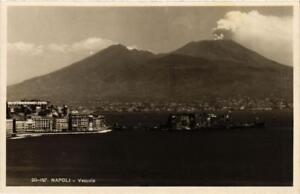 CPA NAPOLI Vesuvio. ITALY (525771) gnduCFbh-09155353-856314231