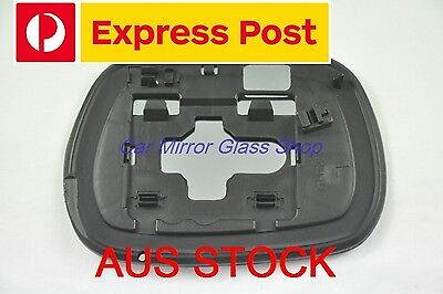 LEFT PASSENGER SIDE MIRROR GLASS FOR TOYOTA RAV4 RAV 4 2000-2005