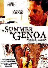 NEW DVD // A Summer in Genoa //  Colin Firth, Perla Haney-Jardine, Willa Holland