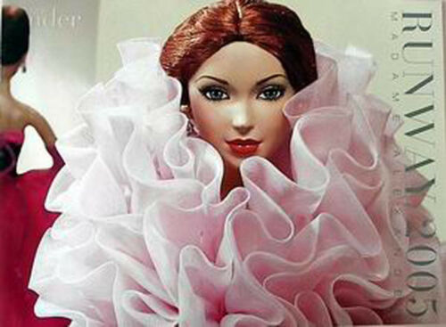 NEW 2005 Madame Alexander RUNWAY Doll Collection Color CATALOG Book