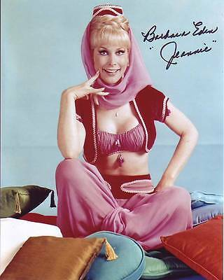 Full Range Of Specifications And Sizes Barbara Eden Signed I Dream Of Jeannie Photo W/ Hologram Coa Famous For High Quality Raw Materials And Great Variety Of Designs And Colors