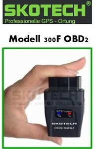 SKOTECH-300F-OBD2-GPS-TRACKER-Fahrzeugortung-fuer-Profis