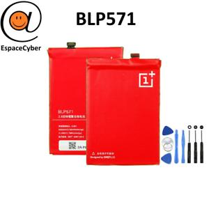 Batterie-OnePlus-BLP571-OnePlus-One-OnePlus-1-3100mAh-Qualite-original