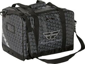 Fly-Racing-Carry-On-MX-Offroad-Duffle-Bag-Black-Gray