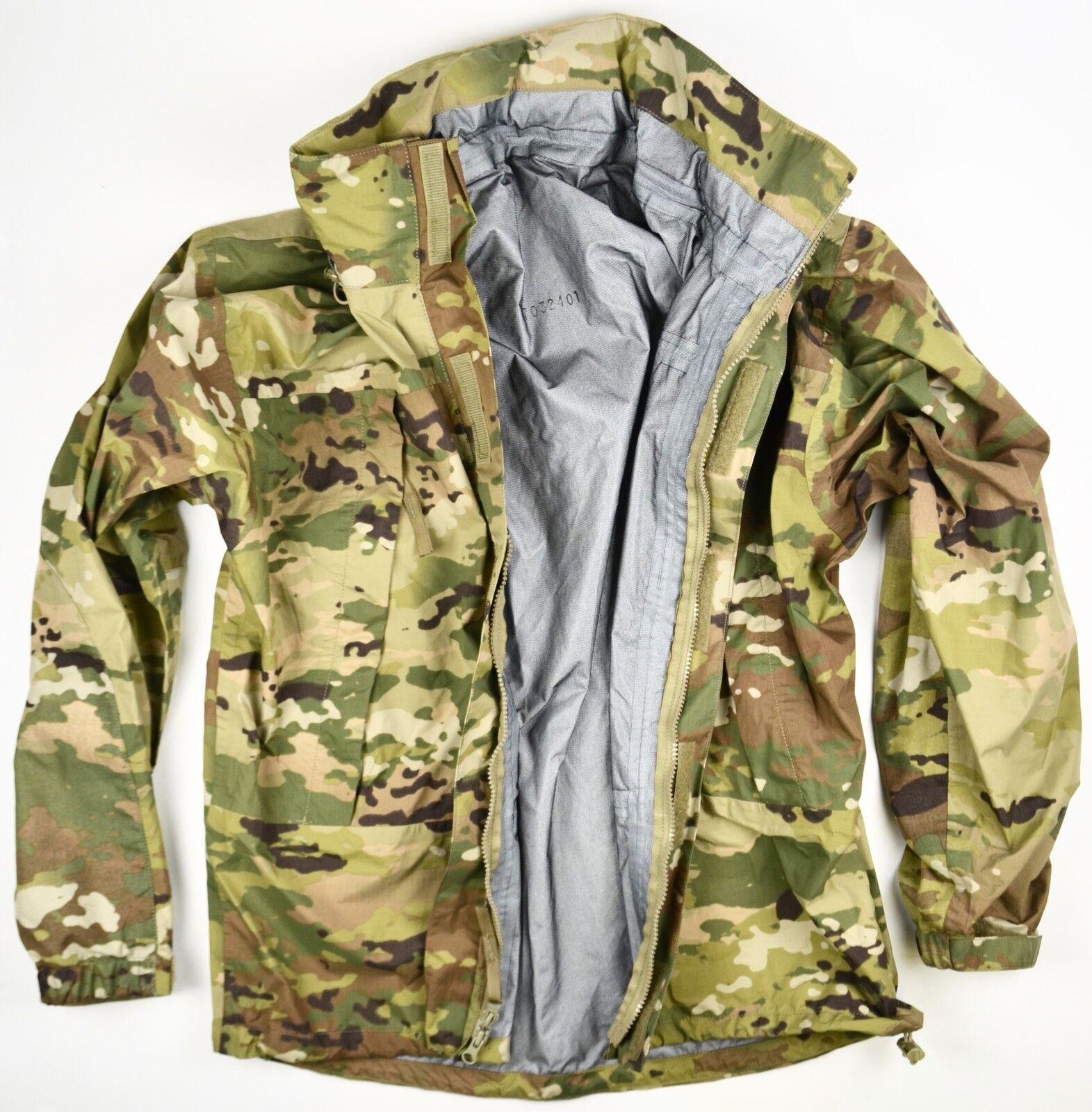 Us Army Ecwcs Ocp Multicam Level 6 Goretex Outdoorjacke Veste Large Régulière